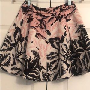 Flared Express Skirt (Size 0)